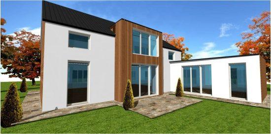 Constructeur de maison bois sur mesure maisons bois for Maison bois sur mesure