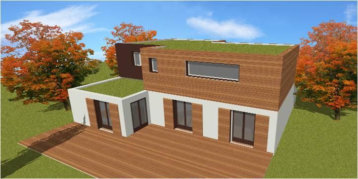 Maison bois 77 meaux maisons bois france foret for Constructeur maison bois 77