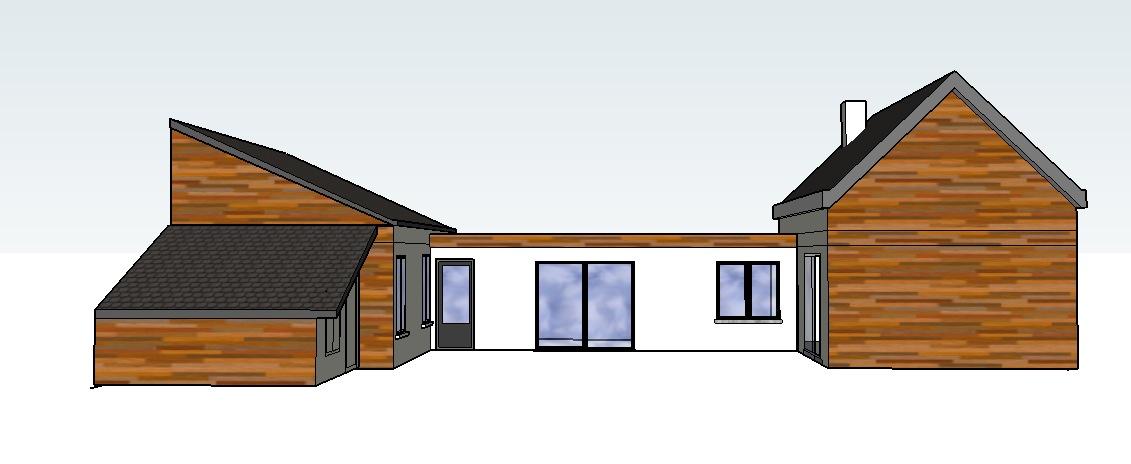 Extension maison bois dans le 78 yvelines maisons bois for Entreprise extension maison yvelines