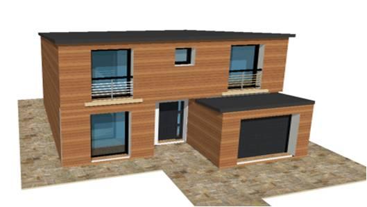 Toit Terrasse Bois Bac Acier : P 20 Nouveaux Modeles Concept et Toit Terrasse Maisons
