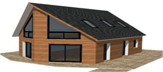 P 20 nouveaux modeles concept et toit terrasse maisons for Constructeur maison 54