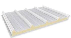 Toit une pente ou plat bac acier et bacacier maison for Materiaux couverture toiture maison