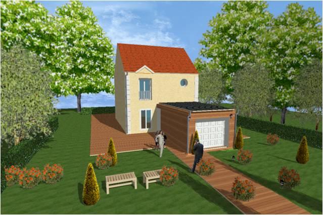 constructeur maison architecte ossature bois igny 91 essonne