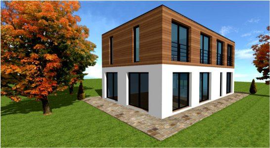 Cube Architecte Maison Cubique n°4 Vue 2