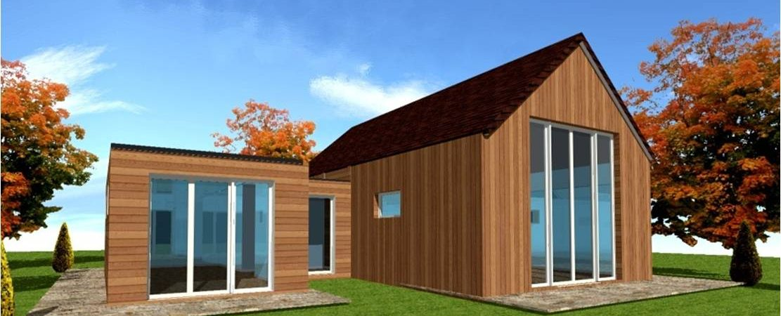 fabricant français de maison ossature bois
