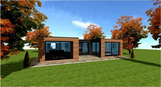 Patio Plan Constructeur #1 Toit Terrasse