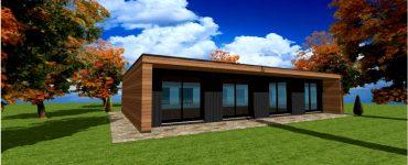 Maison en kit ossature bois constructeur